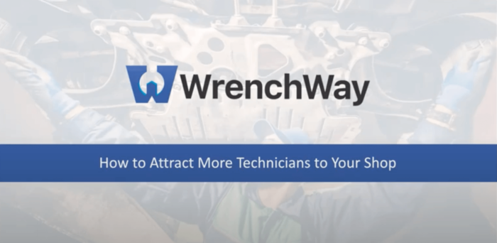 How To Attract More Technicians To Your Shop