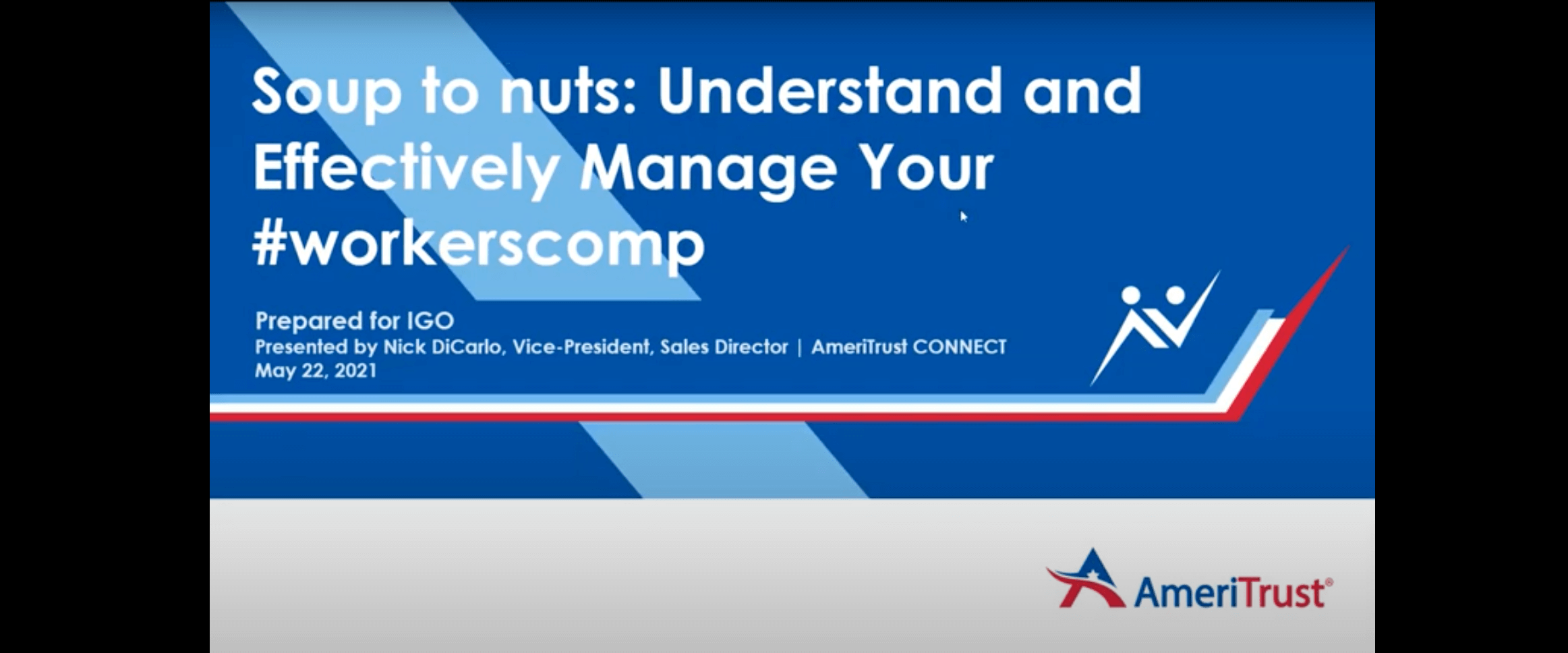 Soup to Nuts: Understand and Effectively Manage Your Workers' Comp